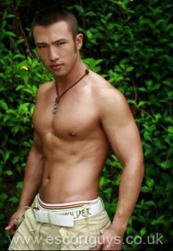Jason Xu - Escort gay Peking 1