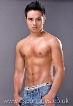 Brandon_China - Escort gays Guangzhou 4