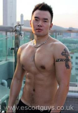 Vinci88HK - Escort gay Hong Kong 1