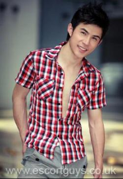 Freddie China - Escort gay Wuhan 1