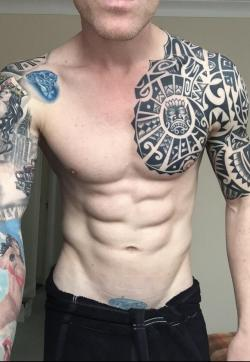 Bret - Escort mens London 1