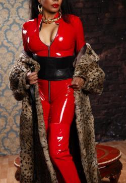 Mistress Geneva - Escort dominatrixes Geneva 1