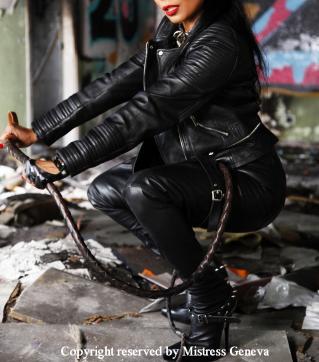 Mistress Geneva - Escort dominatrix Geneva 5