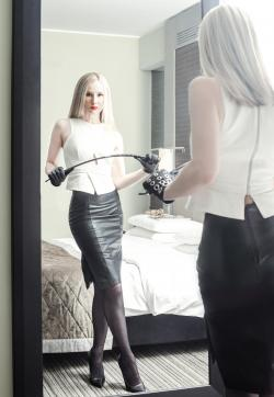 Virginia Nox - Escort dominatrixes Zurich 1