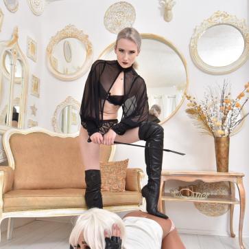 Virginia Nox - Escort dominatrix Cologne 5