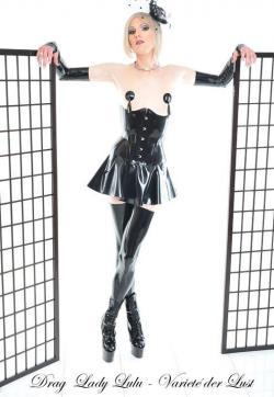 Drag Lady Lulu - Escort trans Weinheim 1