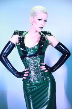 Baroness Davina Dust - Escort dominatrix Munich 2