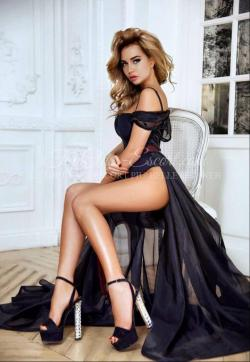Ludovica Luxury Escort - Escort ladies Paris 1