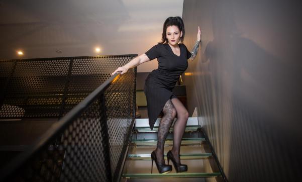 Miss Bizarra - Escort bizarre lady Frankfurt 4