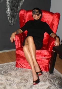 Mistress Agata - Escort dominatrixes Vienna 1