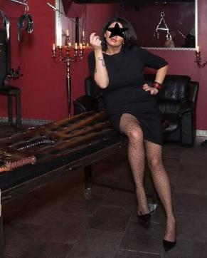 Mistress Agata - Escort dominatrix Vienna 3