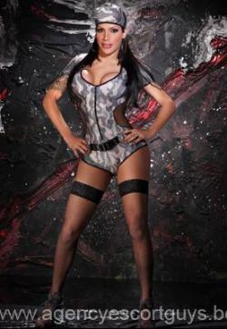TS Aline Diniz - Escort trans Brussels 4