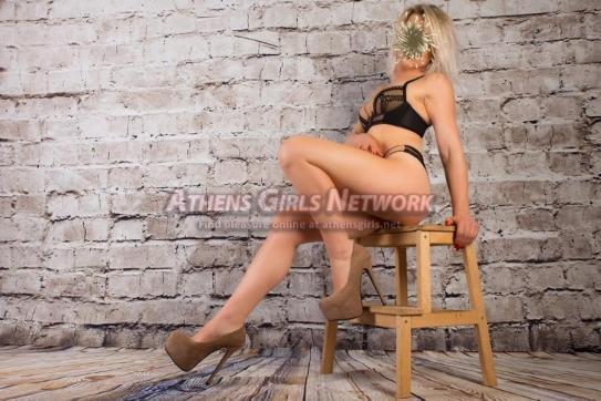 Judy AGN - Escort lady Athens 5