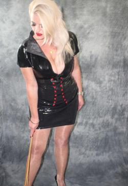 German Mistress Silke - Escort bizarre lady Belfast 1