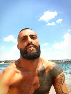 Orestis - Escort gay Athens 2