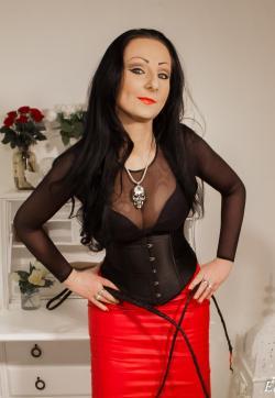 Mistress Luciana - Escort dominatrix Düsseldorf 3