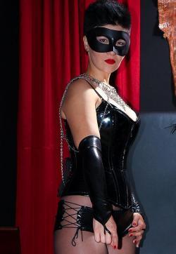 Mistress Alexandra - Escort dominatrixes Athens 1