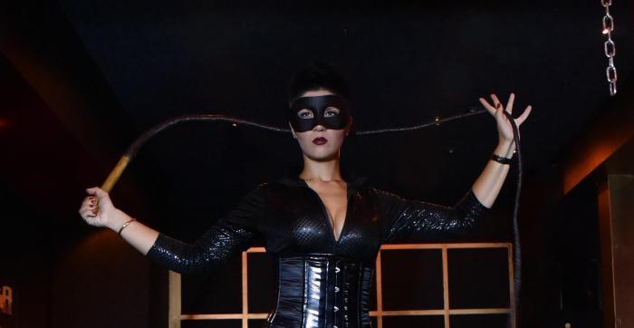Mistress Alexandra - Escort dominatrix Athens 2