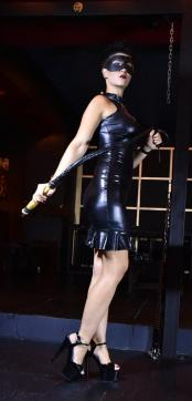 Mistress Alexandra - Escort dominatrix Athens 7