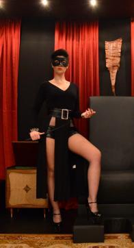 Mistress Alexandra - Escort dominatrix Athens 8