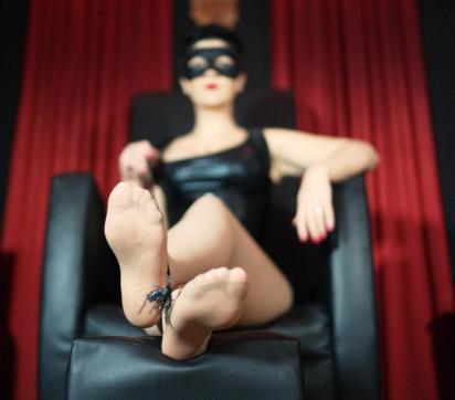 Mistress Alexandra - Escort dominatrix Athens 9