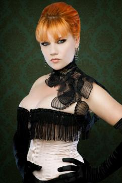 Velvetina Fox - Escort bizarre lady London 2