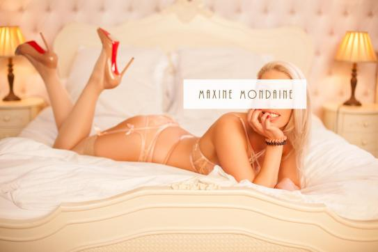 Maxine Mondaine - Escort lady Hamburg 4