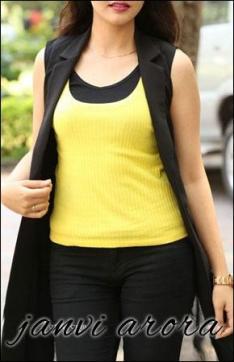 Janvi Arora - Escort lady Delhi 2