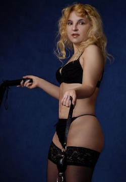 Sarah - Escort dominatrix Moscow 1
