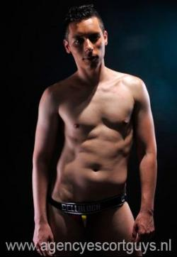 Matisse IT - Escort gay Amsterdam 2