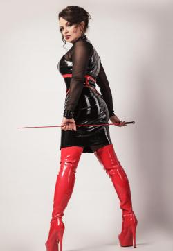 Lady Louisa von Luxe - Escort dominatrixes Berlin 1