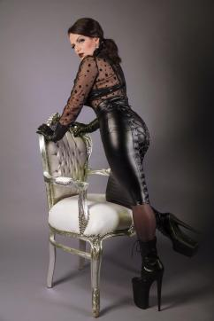 Lady Louisa von Luxe - Escort dominatrix Zurich 12