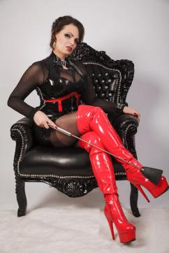Lady Louisa von Luxe - Escort dominatrix Zurich 3