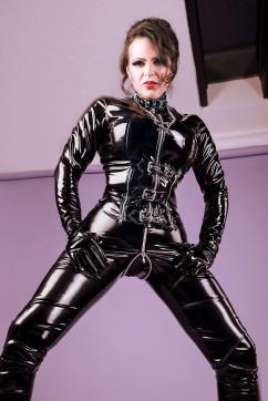 Lady Louisa von Luxe - Escort dominatrix Zurich 7