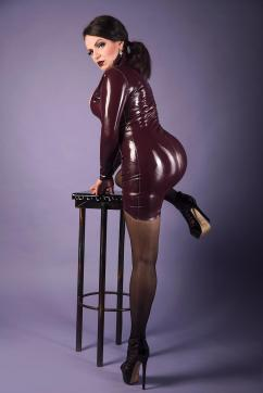Lady Louisa von Luxe - Escort dominatrix Zurich 8