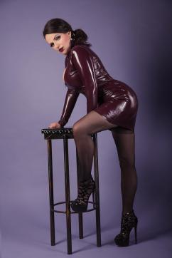 Lady Louisa von Luxe - Escort dominatrix Zurich 9