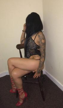 Sheilla - Escort lady London 4