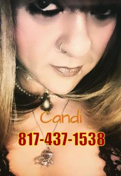 MsCandi - Escort trans Dallas 1