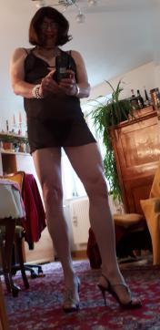 Madame Nicolette - Escort trans Freiburg 18