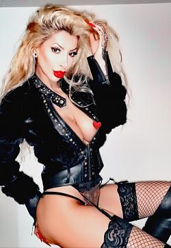 Domina Charlize - Escort dominatrixes Berlin 1