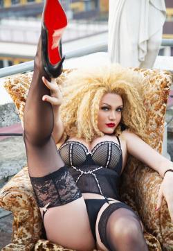 TS porno Bianca Heibiny XXL - Escort trans Rome 1