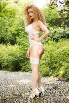 TS porno Bianca Heibiny XXL - Escort trans Rome 15