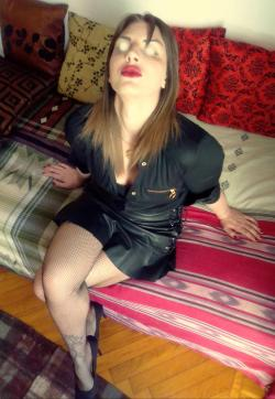Ginevra Lancetti THE LUXURIOUS AMAZON - Escort dominatrixes Turin 1