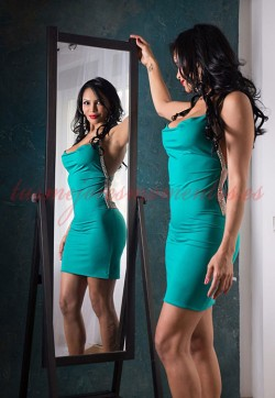 Esmeralda - Escort ladies Madrid 1