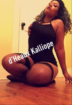Kalliope dHeaux - Escort masters Houston 1