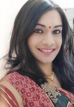 Shemale Maahi - Escort trans Pune (Poona) 1