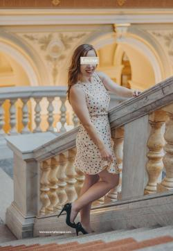 Louise Pearl - Escort lady Prague 1