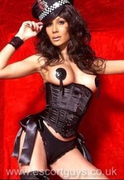 Chantelle - Escort trans London 1