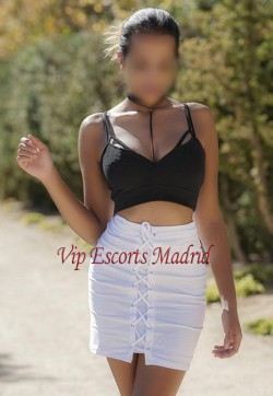 Nadia - Escort ladies Madrid 1