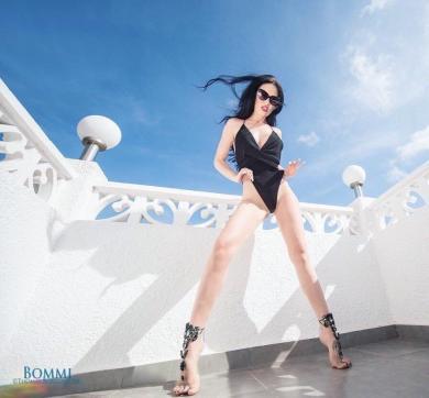 Lady Samira - Escort dominatrix Cologne 14